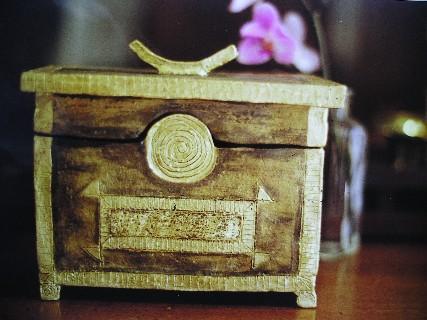 .Boîte à trésor de Claudie V